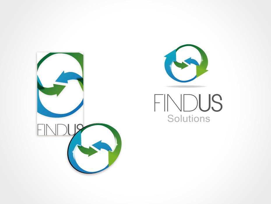 עיצוב לוגו ל FINDUS